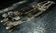 Gdi aircraft carrier