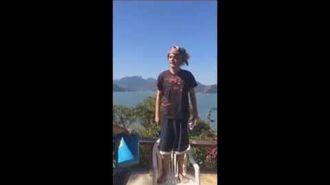 Tibia Ice Bucket Challenge - Nikolai Bazarov - Pacera