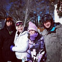 Tiffany and friends - December 10, 2013