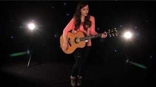 Big Yellow Taxi (Paved Paradise) - Tiffany Alvord