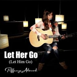Let her go, cover