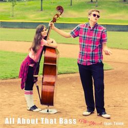 All about that bass, cover