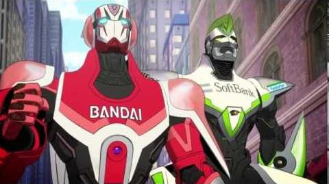 Official TIGER & BUNNY The Movie The Beginning - US Trailer DVD&Blu-Ray Avail. Now
