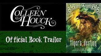 Tigers Destiny Book Trailer