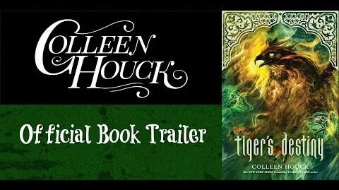 Tigers Destiny Book Trailer