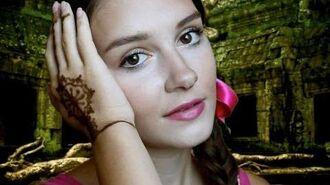 Kelsey Hayes Makeup - Tiger's Curse Series