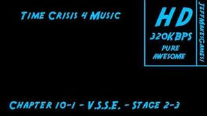 Time Crisis 4 Music - Chapter 10-1 - Arcade - Stage 2-3