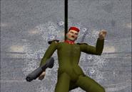 Derrick Lynch death (Arcade version)