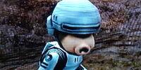 Cyborg Chimp