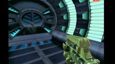 Timesplitters 2 Showcase Space Station (Easy)