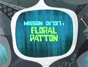 Floral Patton Titlecard