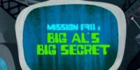 Big Al's Big Secret/Gallery