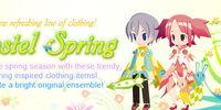 Pastel Spring Line