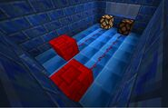 Fancy Redstone Brick, Lapis brick, and Other block
