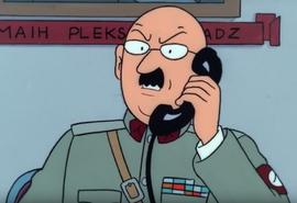 Major Kardouk Tintin