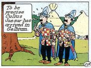 Dupondt em Asterix