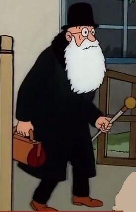 Eugene Trebblebob Tintin