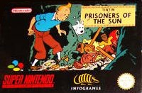 Prisoners of the Sun (video game) | Tintin Wiki | FANDOM ...