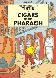 Cigars of the Pharaoh Egmont
