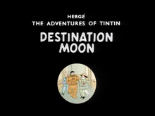 Destination Moon Card