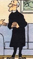 Reverend Peacock
