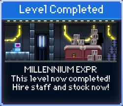 Millennium Expr Complete