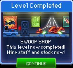 Message Swoop Shop Complete
