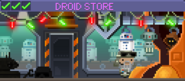 Decorated Droid Store