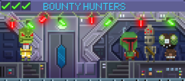 Decorated Bounty Hunters