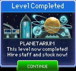 Message Planetarium Complete