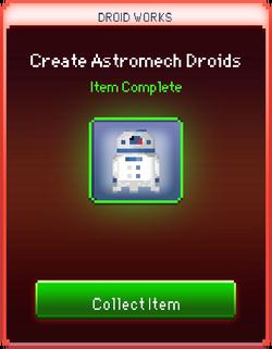 Astromech Droids Complete