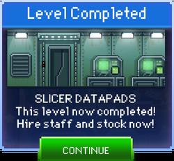 Message Slicer Datapads Complete