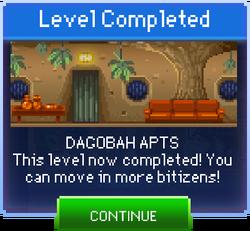 Message Dagobah Apts Complete