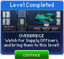 Message Overbridge Complete