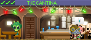 Decorated The Cantina