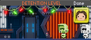 Decorated Dentention Level