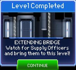 Extending Bridge Complete