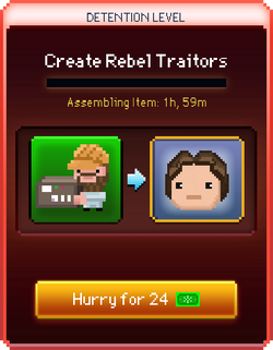 Rebel Traitor Start