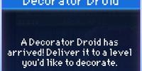 Imperial Decorator Droid