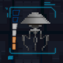 Salvage Droid Silver