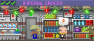 Decorated Imperial Grocer