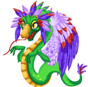 Quetzalcoatl-Adult