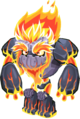 Adult Fire Golem