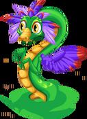 Quetzalcoatl-Teen