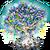 Decoration 2x2 heavenly tree premium@2x