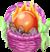 Decoration 1x1 Cinder Egg