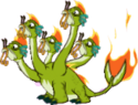Monster spitfiremonster mythic teen