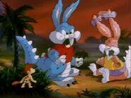 FitToBeToyed-CaveMonty&BunnyDinosaurs
