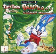 Buster et le haricot magique front cover