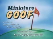 MiniatureGoof-TitleCard